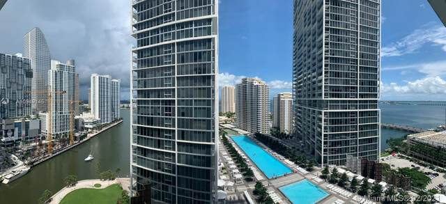 485 Brickell Ave #2301, Miami, FL 33131 (MLS #A10949145) :: The Rose Harris Group