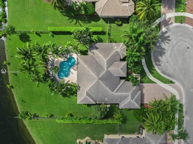 15360 SW 33rd St, Davie, FL 33331 (MLS #A10949244) :: Search Broward Real Estate Team at RE/MAX Unique Realty