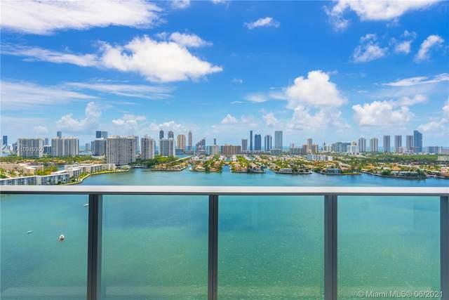 17301 Biscayne Blvd L-Ph-9, North Miami Beach, FL 33160 (MLS #A10949300) :: The Rose Harris Group