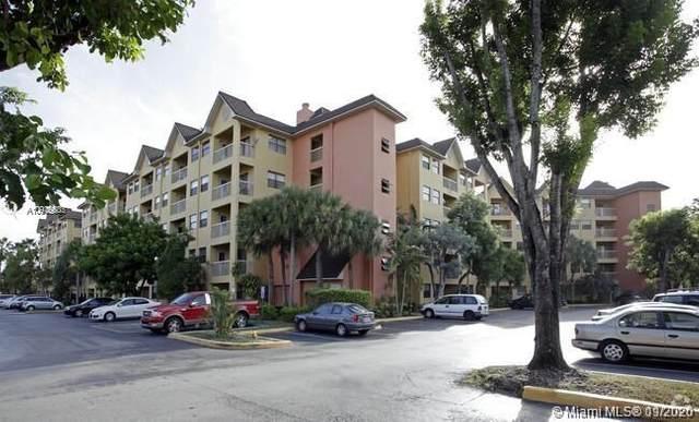 8373 Lake Dr #505, Doral, FL 33166 (MLS #A10949607) :: Green Realty Properties