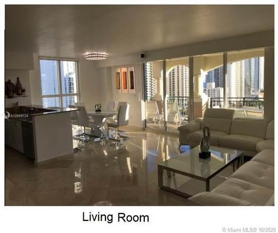17555 Atlantic Blvd Ts1, Sunny Isles Beach, FL 33160 (MLS #A10949724) :: ONE Sotheby's International Realty