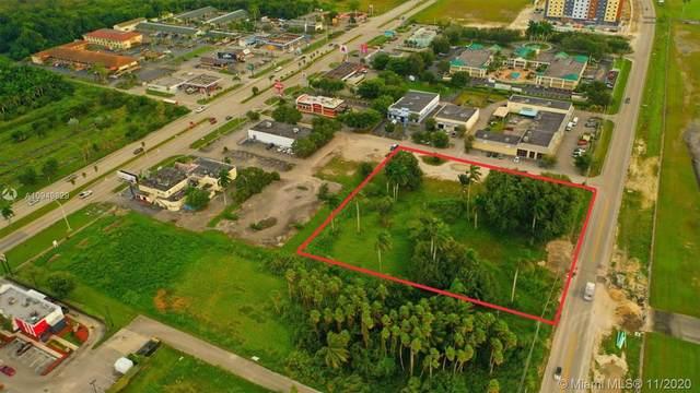 275 S Krome Ave, Florida City, FL 33034 (MLS #A10949829) :: Berkshire Hathaway HomeServices EWM Realty