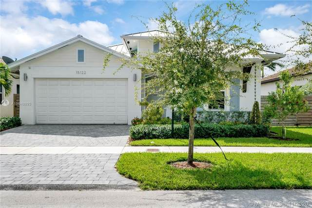 15122 SW 177th Ter, Miami, FL 33187 (MLS #A10949893) :: Berkshire Hathaway HomeServices EWM Realty