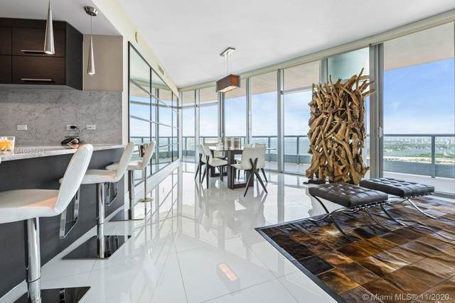 900 Biscayne Blvd #3806, Miami, FL 33132 (MLS #A10950494) :: ONE Sotheby's International Realty