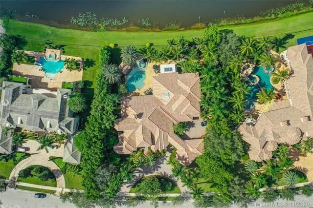 2947 Lake Ridge Ln, Weston, FL 33332 (MLS #A10950591) :: The Howland Group