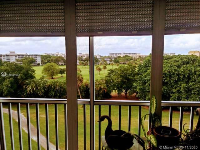 2661 S Course Dr #604, Pompano Beach, FL 33069 (MLS #A10950662) :: Berkshire Hathaway HomeServices EWM Realty