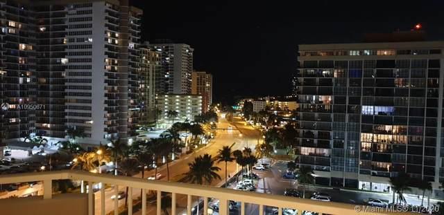 1985 S Ocean Dr 9N, Hallandale Beach, FL 33009 (MLS #A10950671) :: Ray De Leon with One Sotheby's International Realty