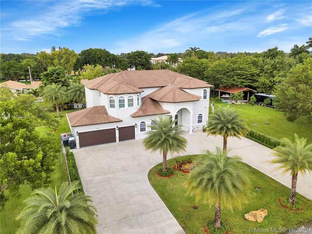 17011 SW 62nd Ct, Southwest Ranches, FL 33331 (MLS #A10950992) :: THE BANNON GROUP at RE/MAX CONSULTANTS REALTY I