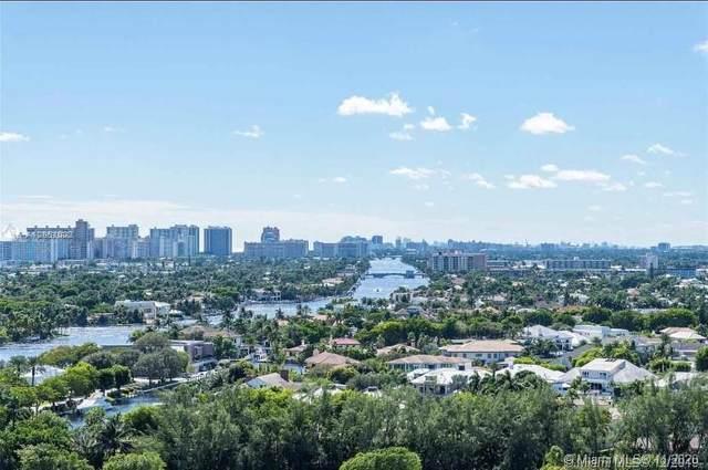 3200 Port Royale Dr N #1004, Fort Lauderdale, FL 33308 (MLS #A10951002) :: Berkshire Hathaway HomeServices EWM Realty