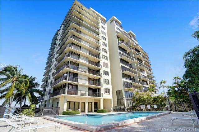 801 N Venetian Dr #1203, Miami, FL 33139 (MLS #A10951021) :: The Teri Arbogast Team at Keller Williams Partners SW