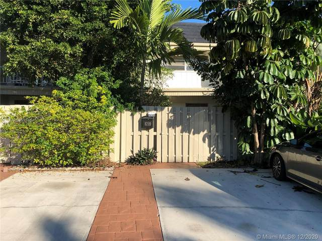 8219 SW 82nd Pl #8219, Miami, FL 33143 (MLS #A10951185) :: Carole Smith Real Estate Team