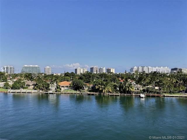9111 E Bay Harbor Drive 5A, Bay Harbor Islands, FL 33154 (MLS #A10951519) :: Patty Accorto Team