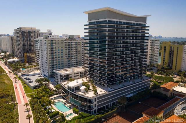 5875 Collins Ave #905, Miami Beach, FL 33140 (MLS #A10951581) :: The Teri Arbogast Team at Keller Williams Partners SW