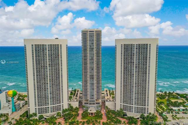 1800 S Ocean Dr #907, Hallandale Beach, FL 33009 (MLS #A10951655) :: Patty Accorto Team