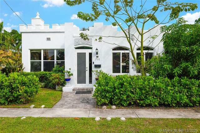 1701 SW 35th Ct, Miami, FL 33145 (MLS #A10952086) :: THE BANNON GROUP at RE/MAX CONSULTANTS REALTY I