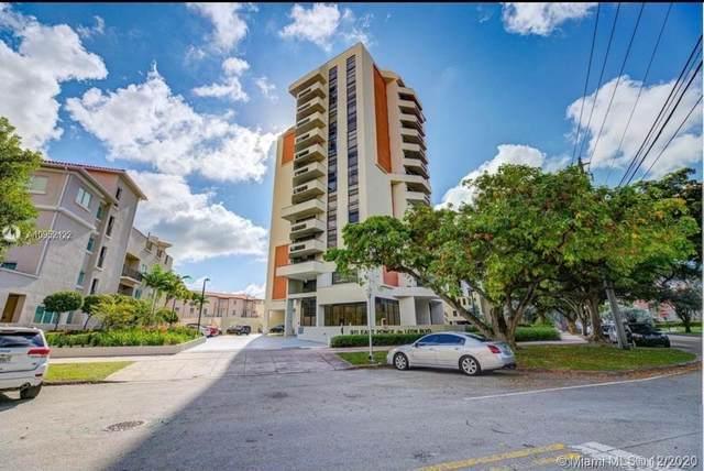 911 E Ponce De Leon Blvd #403, Coral Gables, FL 33134 (MLS #A10952122) :: Patty Accorto Team