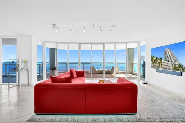 4201 Collins Ave #803, Miami Beach, FL 33140 (MLS #A10952413) :: Ray De Leon with One Sotheby's International Realty