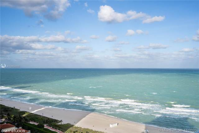5875 Collins Ave #2007, Miami Beach, FL 33140 (MLS #A10952655) :: Ray De Leon with One Sotheby's International Realty