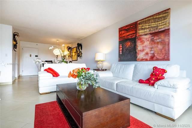 2780 NE 183rd St #409, Aventura, FL 33160 (MLS #A10952703) :: Green Realty Properties