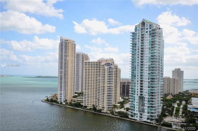 300 S Biscayne Blvd T-1816, Miami, FL 33131 (MLS #A10952803) :: The Teri Arbogast Team at Keller Williams Partners SW