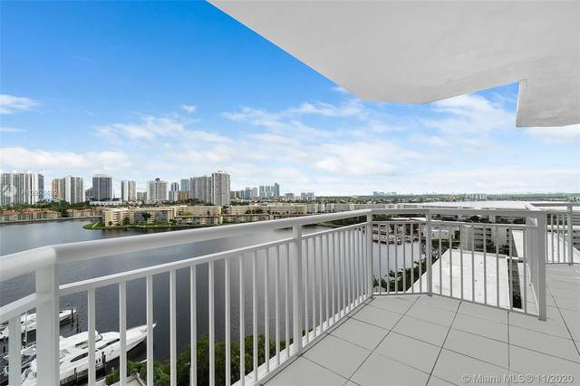 18041 Biscayne Blvd #1205, Aventura, FL 33160 (MLS #A10953482) :: Ray De Leon with One Sotheby's International Realty
