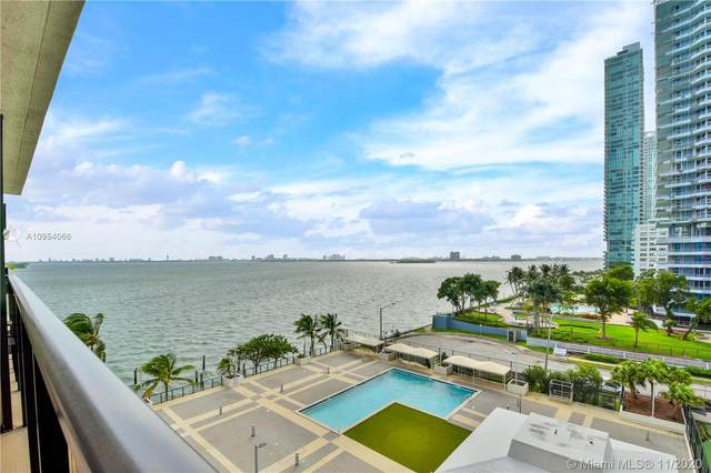 600 NE 36th St #616, Miami, FL 33137 (MLS #A10954066) :: Patty Accorto Team