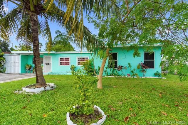 1811 NW 185th St, Miami Gardens, FL 33056 (MLS #A10954156) :: Berkshire Hathaway HomeServices EWM Realty