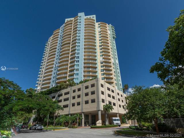2475 Brickell Ave #1204, Miami, FL 33129 (MLS #A10954286) :: Green Realty Properties