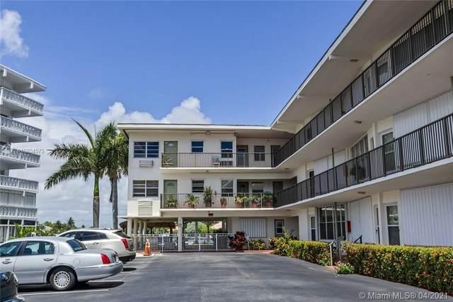 3177 S Ocean Dr #330, Hallandale Beach, FL 33009 (MLS #A10954575) :: The Riley Smith Group