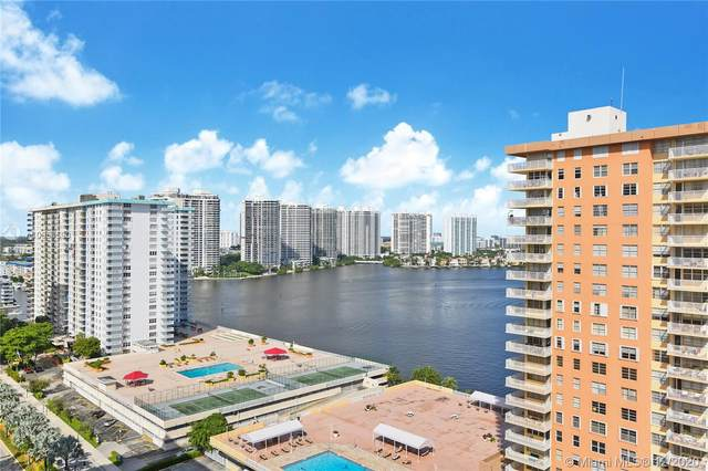 250 174th St #1908, Sunny Isles Beach, FL 33160 (MLS #A10954590) :: KBiscayne Realty