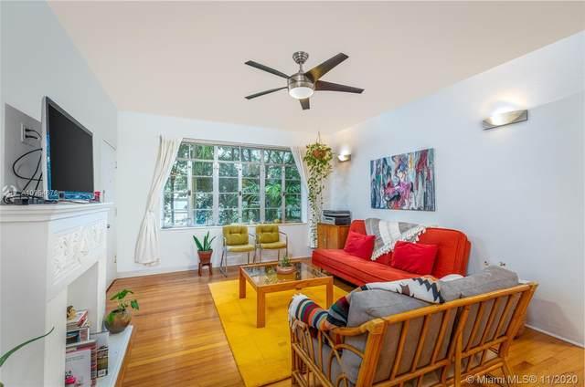 815 Lenox Ave #5, Miami Beach, FL 33139 (MLS #A10954676) :: Castelli Real Estate Services