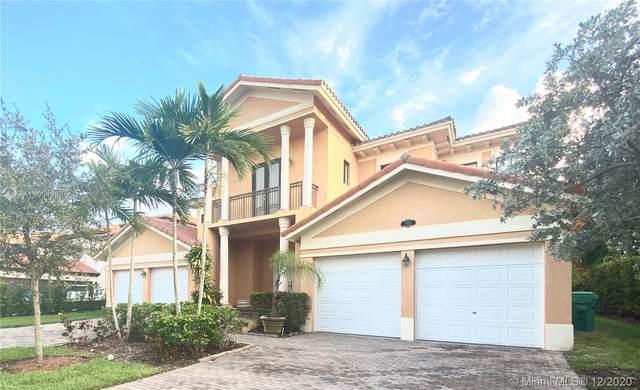 7602 SW 187th St, Cutler Bay, FL 33157 (MLS #A10954983) :: Albert Garcia Team