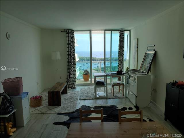 2889 Mcfarlane Rd #1014, Miami, FL 33133 (MLS #A10955088) :: Prestige Realty Group