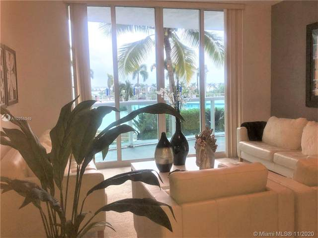 7900 Harbor Island Dr #615, North Bay Village, FL 33141 (MLS #A10955349) :: ONE Sotheby's International Realty