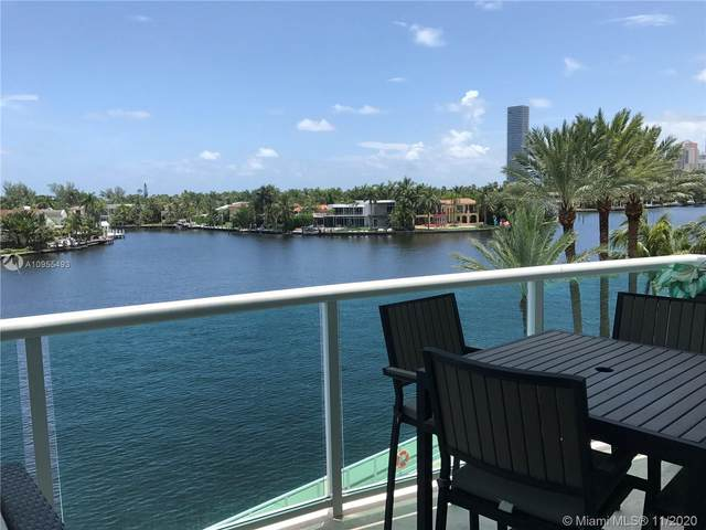 20201 E Country Club Dr #406, Aventura, FL 33180 (MLS #A10955493) :: Patty Accorto Team