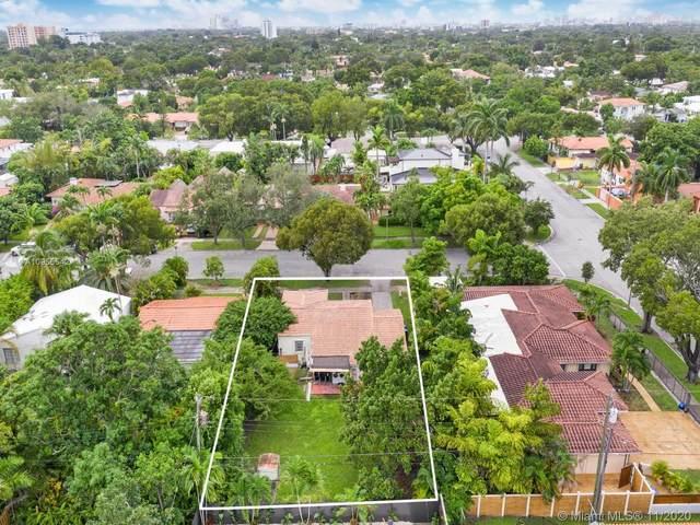 611 SW 24th Rd, Miami, FL 33129 (MLS #A10955542) :: Albert Garcia Team