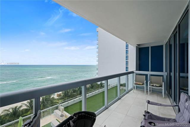 6899 Collins Ave #807, Miami Beach, FL 33141 (MLS #A10955638) :: Search Broward Real Estate Team