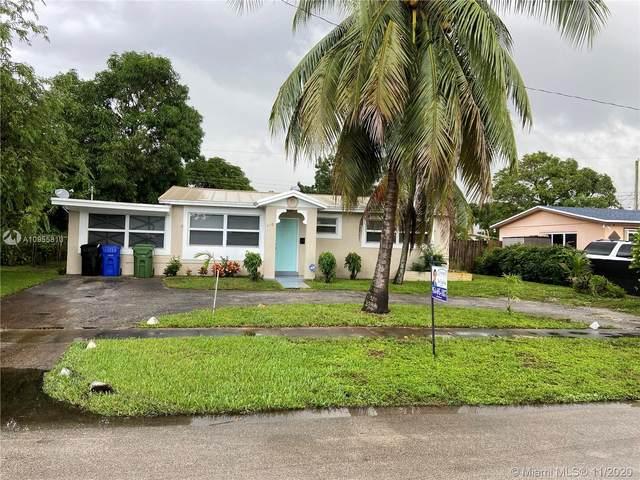 640 SW 29 Ter, Fort Lauderdale, FL 33311 (MLS #A10955810) :: Laurie Finkelstein Reader Team