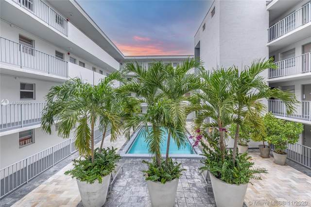 1610 Lenox Ave #315, Miami Beach, FL 33139 (MLS #A10955962) :: Ray De Leon with One Sotheby's International Realty