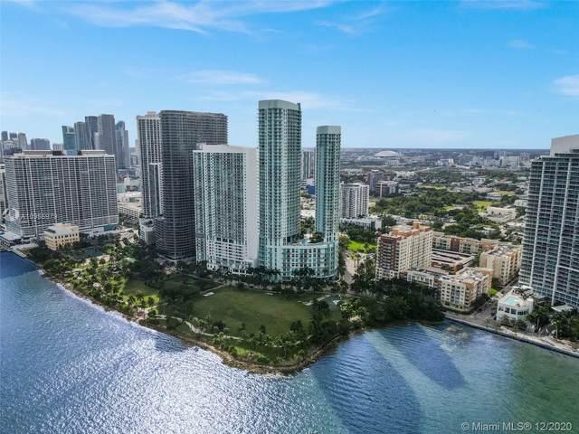 1900 N Bayshore Dr #5004, Miami, FL 33132 (MLS #A10955979) :: Podium Realty Group Inc