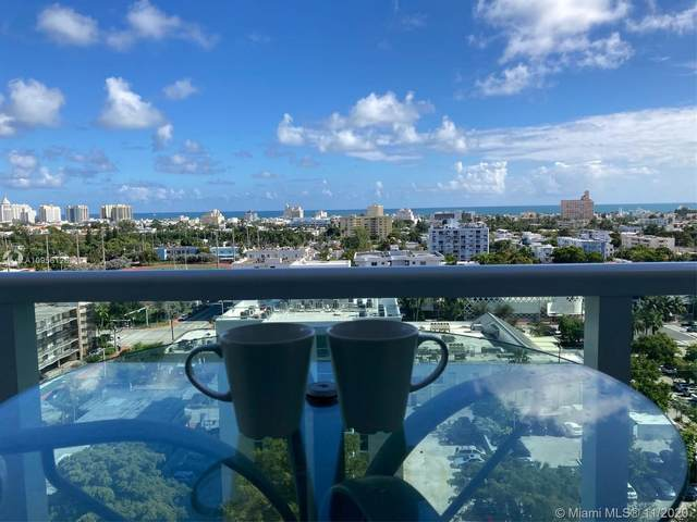 1000 West Ave #1407, Miami Beach, FL 33139 (MLS #A10956126) :: Ray De Leon with One Sotheby's International Realty