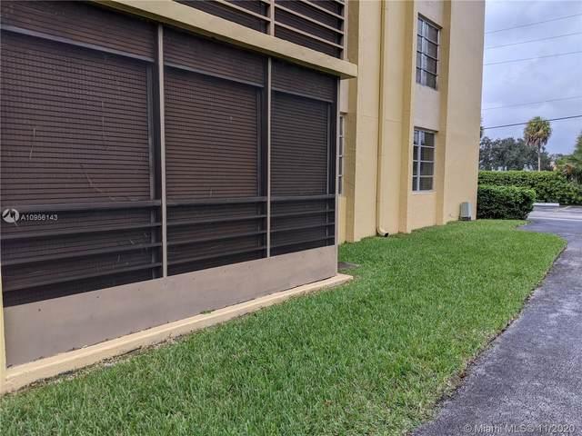 3253 Foxcroft Rd G103, Miramar, FL 33025 (MLS #A10956143) :: Berkshire Hathaway HomeServices EWM Realty