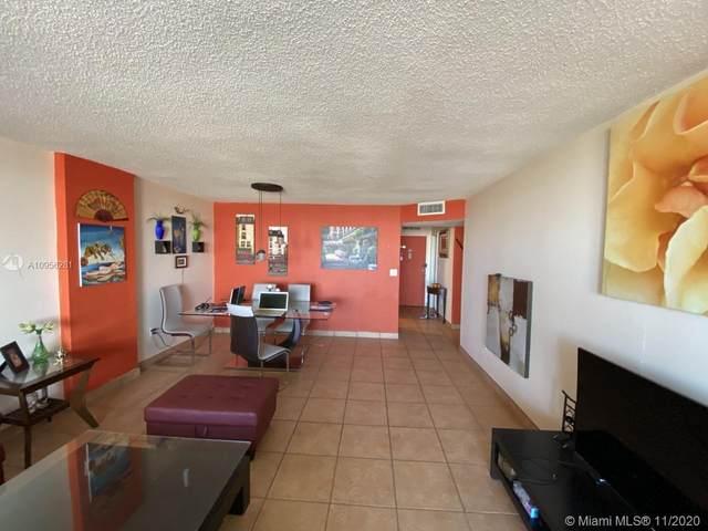 2780 NE 183rd St #1411, Aventura, FL 33160 (MLS #A10956281) :: Albert Garcia Team