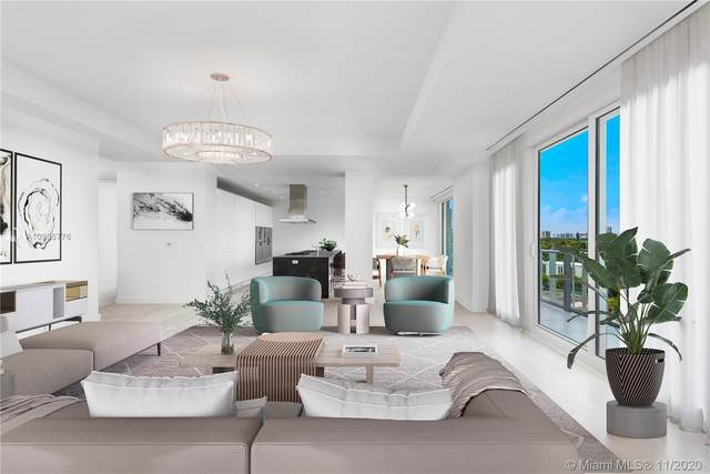 4701 Meridian Avenue Lph16, Miami Beach, FL 33140 (MLS #A10956776) :: The Riley Smith Group