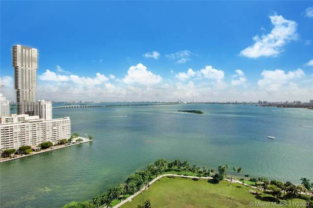 1900 N Bayshore Dr #2415, Miami, FL 33132 (MLS #A10956834) :: ONE Sotheby's International Realty