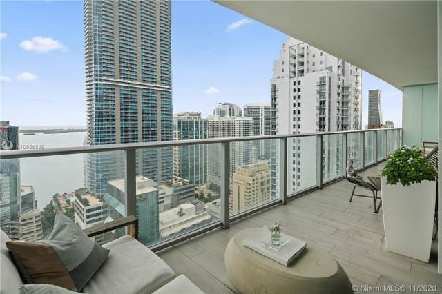 1010 Brickell Ave #3702, Miami, FL 33131 (MLS #A10956835) :: Ray De Leon with One Sotheby's International Realty