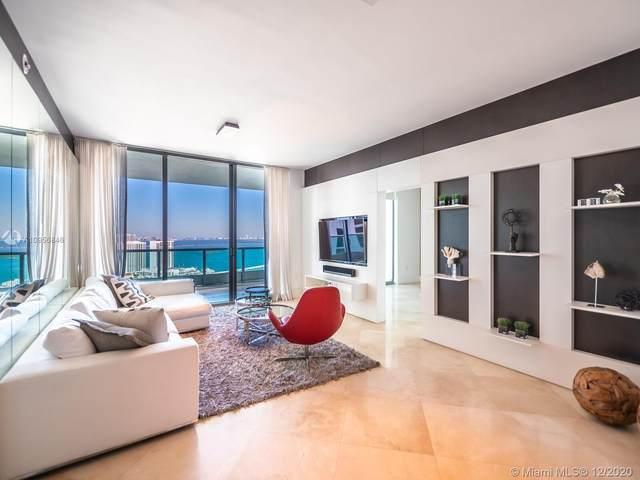 900 Biscayne Blvd #3708, Miami, FL 33132 (MLS #A10956846) :: Patty Accorto Team