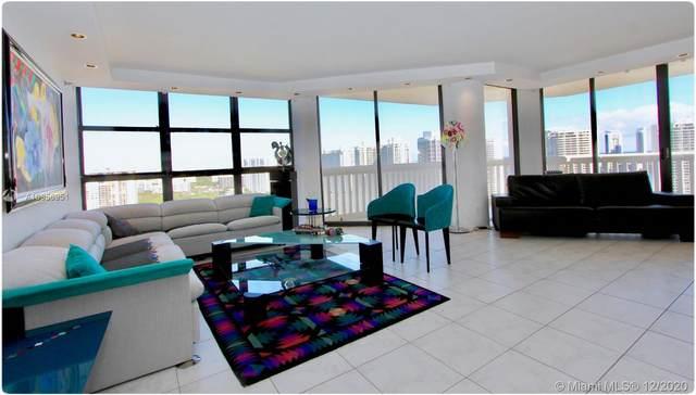 1000 E Island Blvd #2604, Aventura, FL 33160 (MLS #A10956951) :: Carole Smith Real Estate Team
