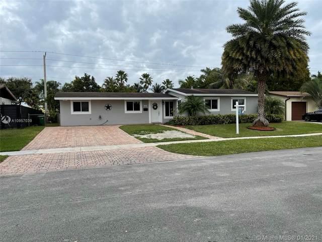 8481 NW 185th Ter, Hialeah, FL 33015 (MLS #A10957039) :: Carole Smith Real Estate Team