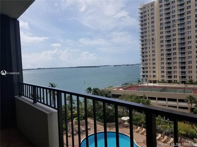 520 Brickell Key Dr A803, Miami, FL 33131 (MLS #A10957226) :: ONE Sotheby's International Realty
